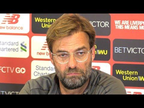 Jurgen Klopp Full Pre-Match Press Conference - Chelsea v Liverpool - Premier League