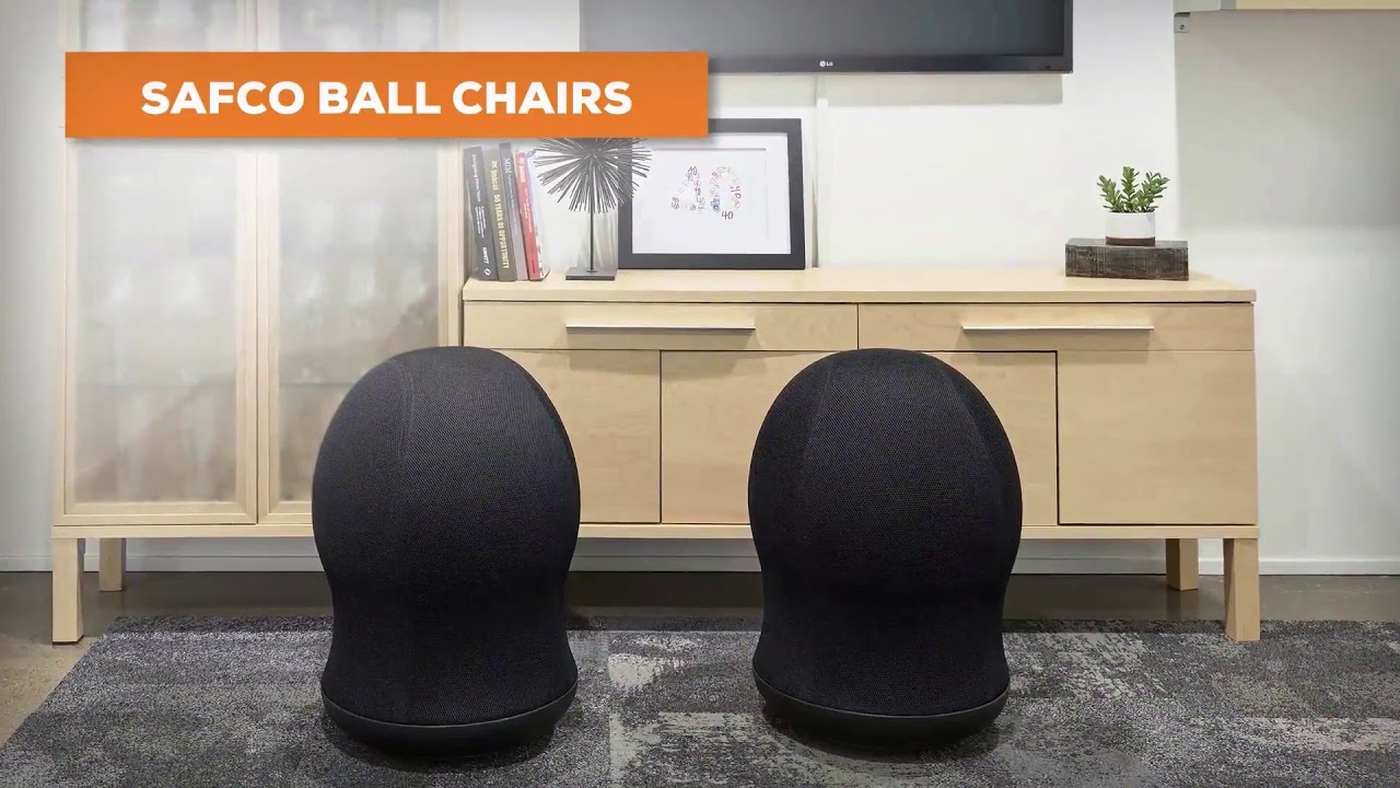 Safco Active Zenergy™ Swivel Ball Chair