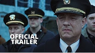 GREYHOUND Official Trailer 2 (NEW 2020) Tom Hanks, History Movie HD