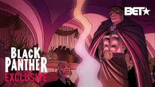 Black Panther, Ep. 2 - The Origin Of Black Panther