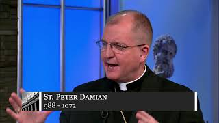 February 21 - St. Peter Damian, Bishop, Doctor of the Church