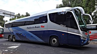 scania irizar i8 odm omnibus de mxico plus interior