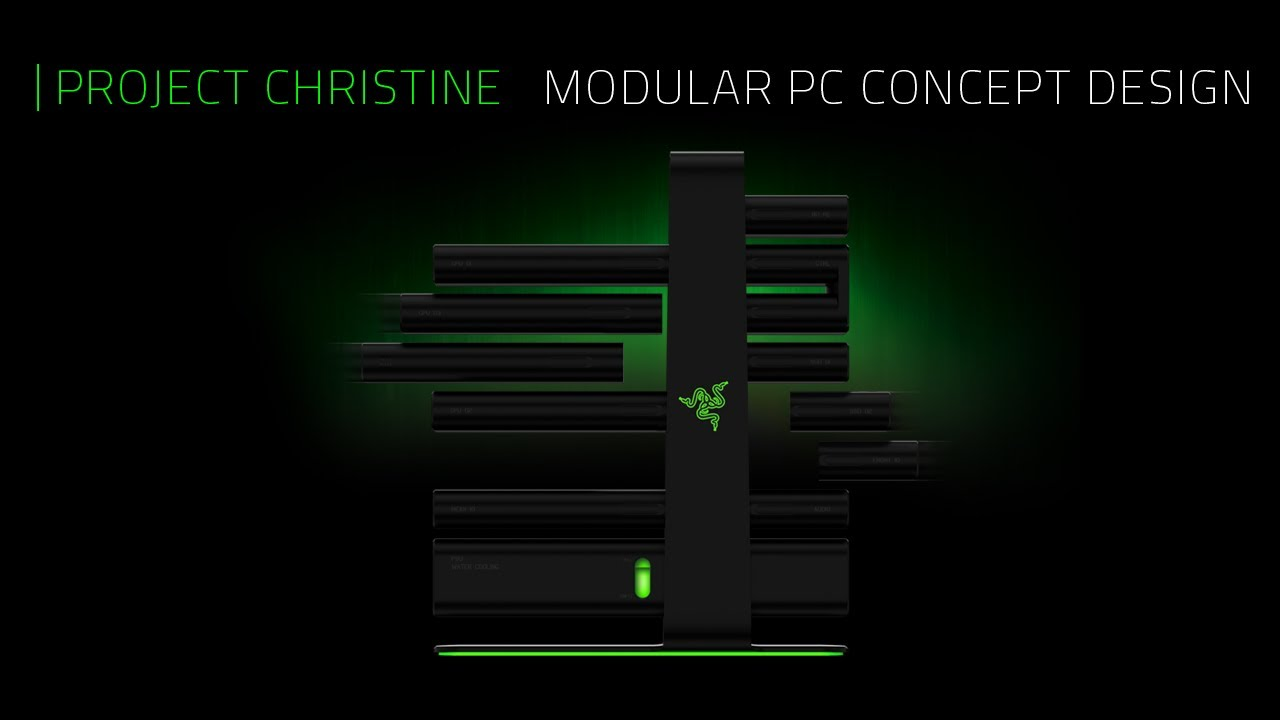 How Razer is reinventing the gaming PC, one insane project