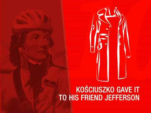 General Kosciuszko We Salute You