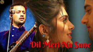 Dil Meri Na Sune Song Atif Aslam | Genius | Whatsapp Status