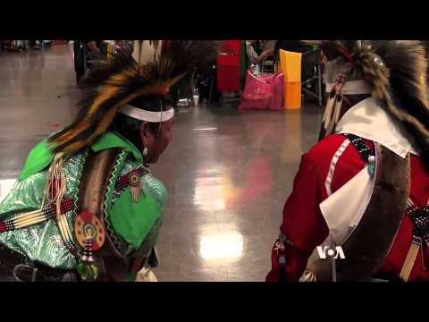 Comanche People Give New Life to Ancestors' Language
