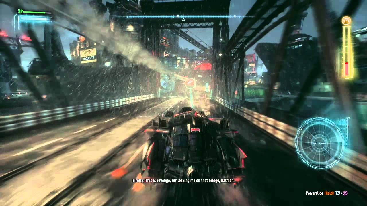 how to find firefly in arkham knight
