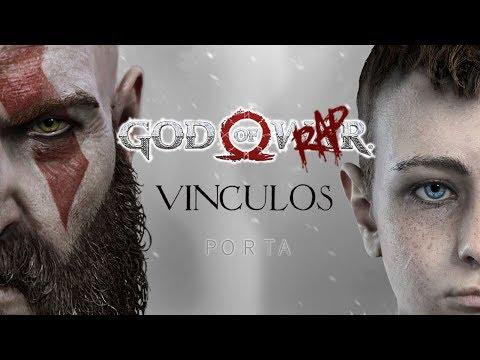 PORTA | VÍNCULOS | GOD OF WAR RAP