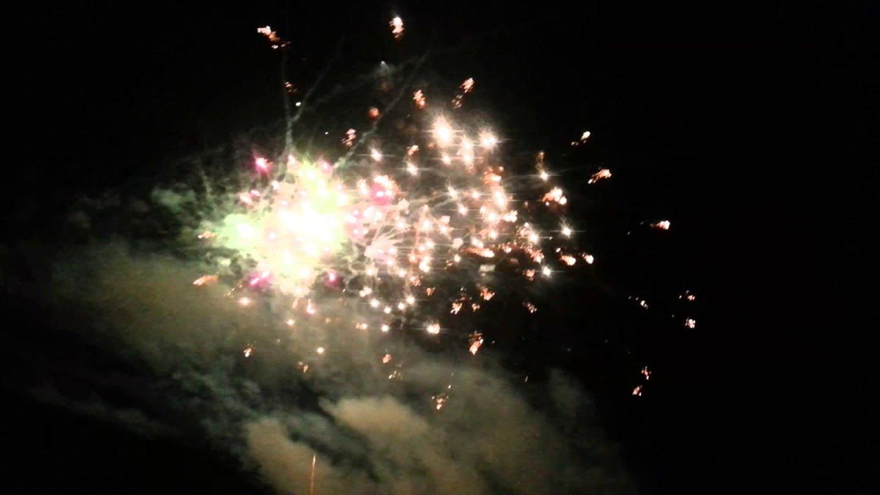 Vuurwerkshow vuurwerkland steenbergen  2014