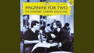 Paganini: Sonata Concertata In A Major For Guitar & Violin, Op.61, M.S. 2 - Allegro spiritoso