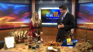 Personalize Holiday Table, Home With Easy Diy Crafts