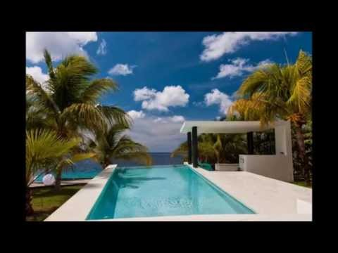 Netherlands Antilles - Bonaire - Luxury sea front villa for sale