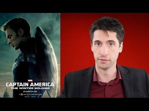 Captain America: The Winter Soldier SPOILER talk