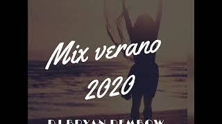 DJ Bryan Dembow - MIX VERANO 2020 - ( Tusa, Fantasías, Enseñame a soñar, Muevelo )