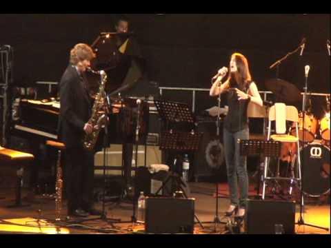 Nathalie Pires  & Tim Ries - Fado Loucura (live in Austria)