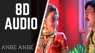 anbe anbe - Jeans ( 1998 ) | 8D AUDIO | use headphone