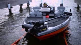 Подъем лодки или катера на прицеп (ATG Tips #1)
