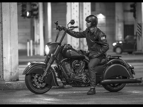 BMW Of Springfield >> 2016 Indian Chief Dark Horse - YouTube