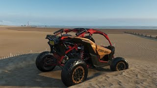Forza Horizon 4 - 2018 CAN-AM MAVERICK X RS TURBO R - OFF-ROAD - 1080p60FPS