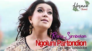 Download lagu Rany Simbolon - Ngolu Ni Partondion (Official Music Video ) Lagu Rohani Batak