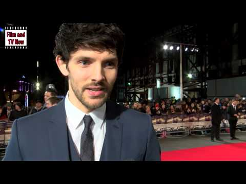 Colin Morgan Testament of Youth Premiere Interview