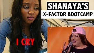 Shanaya - The X factor 2017 - Bootcamp Audition - REACTION