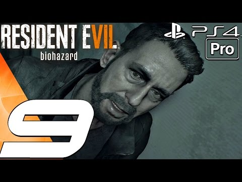 Resident Evil 7 - Gameplay Walkthrough Part 9 - Wrecked Ship & Mia's Secret (PS4 PRO)