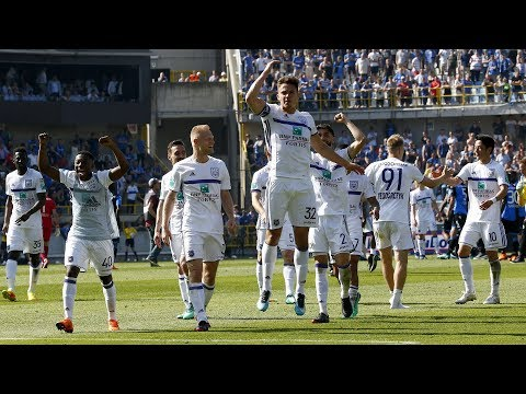 Club Brugge 1-2 RSC Anderlecht (06/08/2018)
