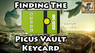 Deus Ex Mankind Divided - Picus Vault Keycard Location Guide