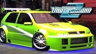 Need for Speed Underground 2 *Widescreen fix* | PC Gameplay | 1440P / 2K