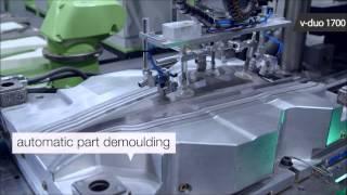 HP-RTM (High Pressure Resin Transfer Molding)