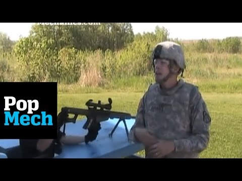 M107 Sniper Rifle | PopMech