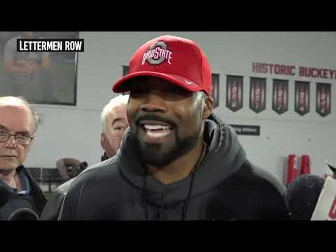 Al Washington: Ohio State linebackers coach after spring practice