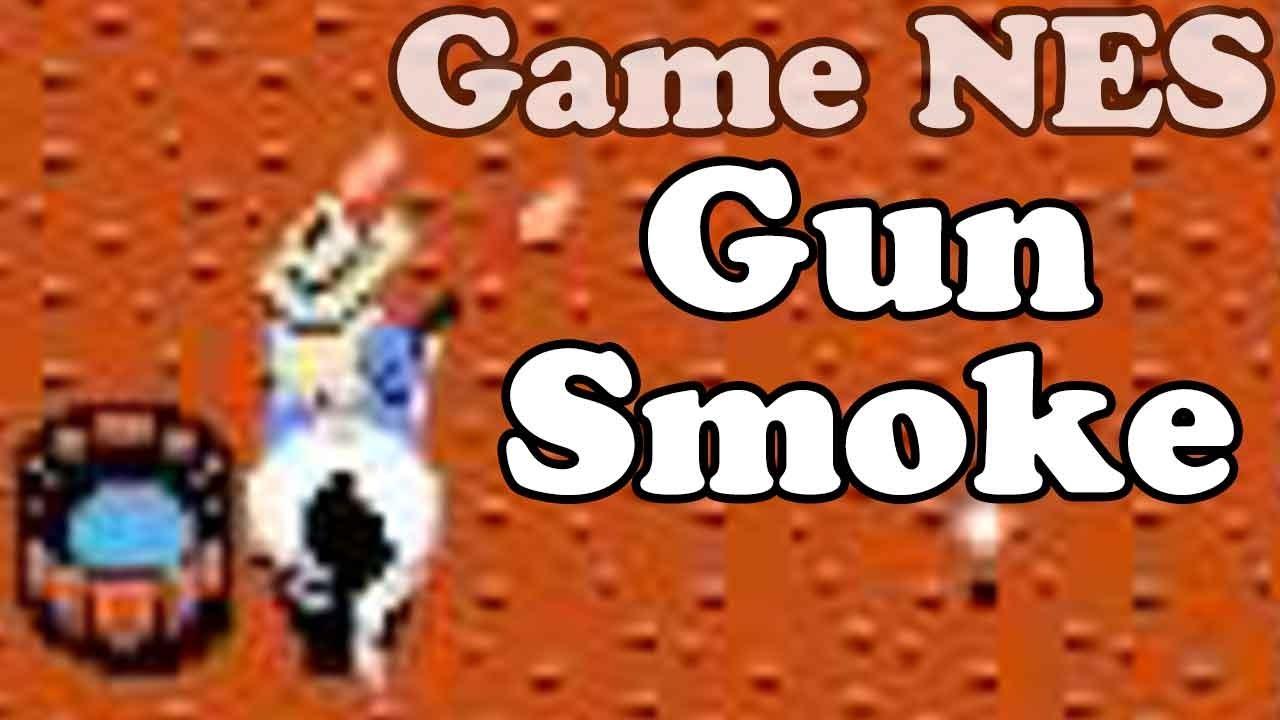 Gun.Smoke – Nes Games – Điện tử 4 nút
