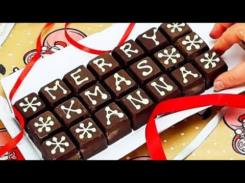 4 Awesome Ice Cube Christmas Desserts | Christmas Dessert Recipes | Craft Factory
