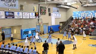 1 | PDG Queensbridge Vs Uptowners | 2012 NIKE PRO CITY