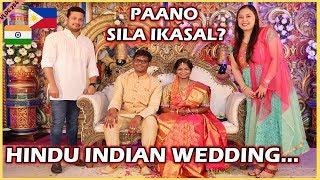 SEREMONYA NG PINAGKASUNDONG KASAL DITO SA INDIA II Filipino Indian Family Vlog #  254