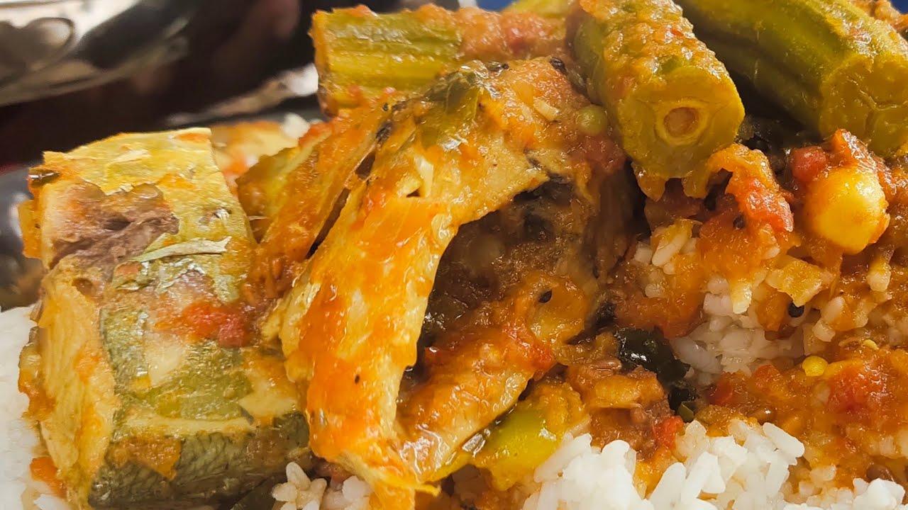 எளிய முறையில் மீன் குழம்பு  | Simple fish curry recipe