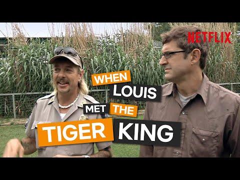 When Louis Theroux Met Joe Exotic   Tiger King