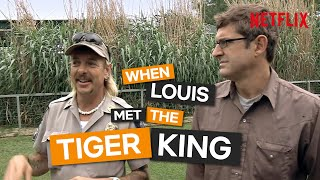 When Louis Theroux Met Joe Exotic | Tiger King