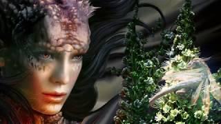 Волшебный мир Эльфов и Фей. Фэнтези видеоклипы
