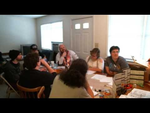 AD&D Actual Play - 2016-06-26 - The Scar Session One Part 1 of 8