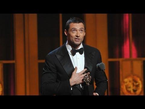 Tony Awards: Hugh Jackman and Nina Arianda Are the Big Winners