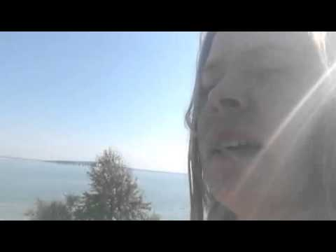 Short video before I swam the Straits of Mackinac