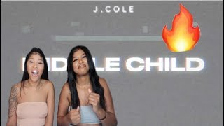J. Cole - Middle Child (Official Audio) REACTION | NATAYA NIKITA