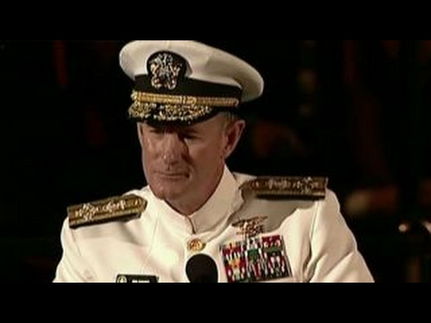Four-star general's lessons for life
