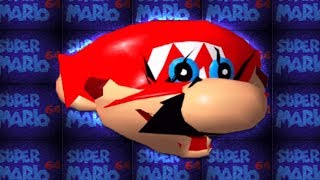 The Most Fun We've Ever Had On This Channel || Mario's Face 64