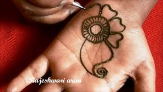 Simple Arabic Mehndi Art Deigns For Hands 2018 * New Latest Mehndi Design * Beautiful Henna on Hands