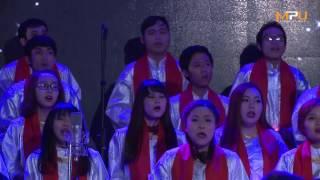 Silent Night | MPU Choir ft. Thanh Hương | Giấc mơ đêm mùa đông 2015 (OFFICIAL)
