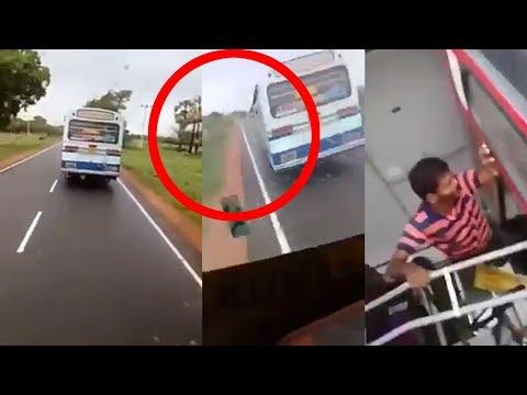 Horrible Bus Accident in Sri Lanka thumbnail